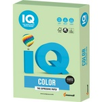 Бумага цветная IQ Color А4, 160 г/м, 250 л. MG28 зеленый