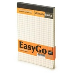 Блокнот Альт Ultimate Basics EasyGo, А6, клетка, на склейке, 60 листов